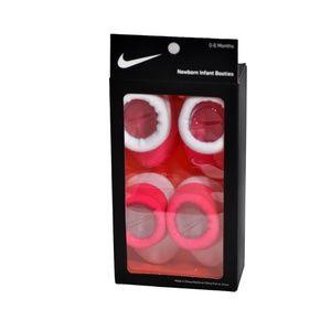 Nike Booties Baby Girl 0-6 NIB